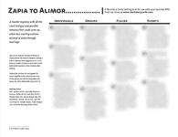 RPG Item: Backstory Cards: Zapia to Alimor
