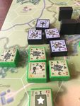 D-Day assault combat outside the town of Basile sur Mer (Scenario W1)