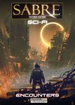 RPG Item: Sabre Second Edition Sci Fi: Encounters