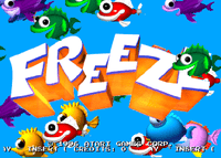 Video Game: Freeze
