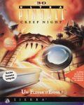 Video Game: 3-D Ultra Pinball: Creep Night