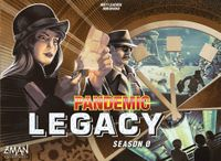 Board Game: Pandemic Legacy: Season 0