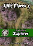 RPG Item: Heroic Maps Explorer: Wild Places 3