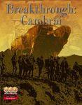 Board Game: Breakthrough: Cambrai