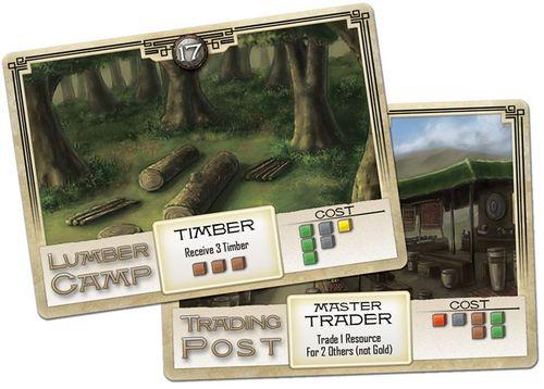 Board Game: Kingdom of Solomon