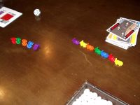 Board Game: Formula Motor Racing