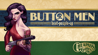 Board Game: Button Men: Beat People Up