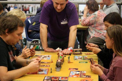 Board Game: Colt Express