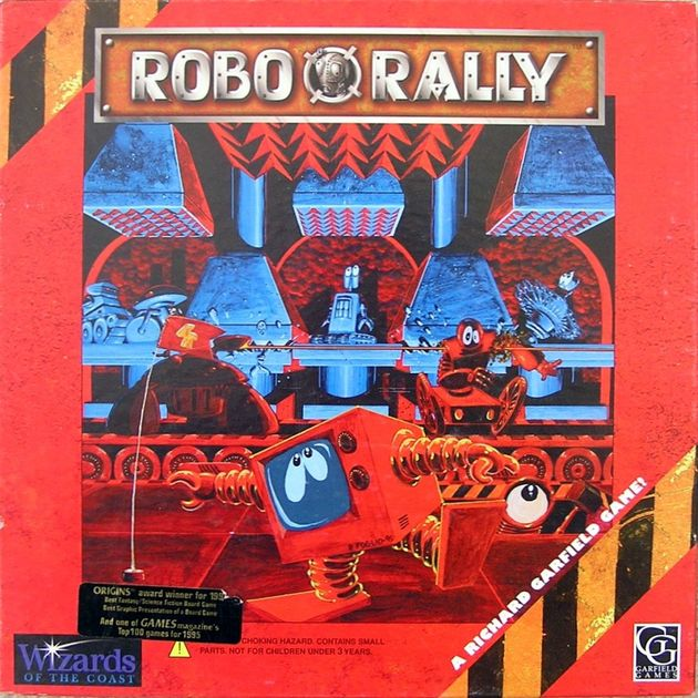 Robo Ralley