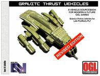 RPG Item: Gravitic Thrust Vehicles