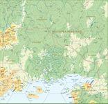 RPG Item: Atlas Hârnica Map D6