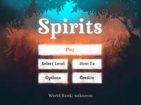 Video Game: Spirits