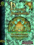 RPG Item: Player Paraphernalia #024: Old School Samurai (New Samurai Archetype)