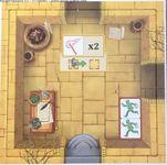 Board Game: Escape: The Curse of the Temple – Queenie 13: Map