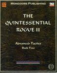RPG Item: The Quintessential Rogue II: Advanced Tactics