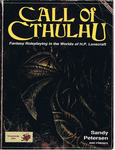 RPG Item: Call of Cthulhu (4th Edition)