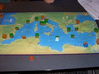 The end of 708 B.C. Pompey wins.