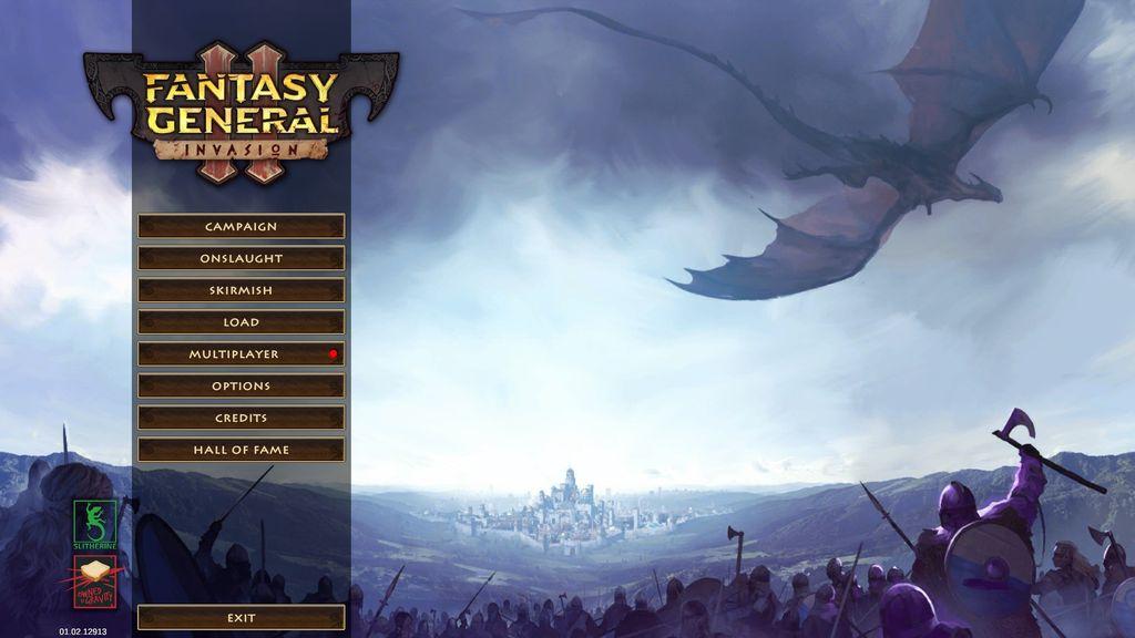 Video Game: Fantasy General II: Invasion