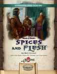 RPG Item: Islands of Plunder: Spices and Flesh (Savage Worlds)