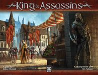 Board Game: King & Assassins