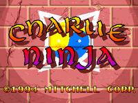 Video Game: Charlie Ninja