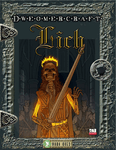 RPG Item: DQG1405: Dweomercraft: Lich