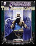 RPG Item: Anachronistic Adventurers: The Investigator