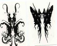 Board Game: Rorschach