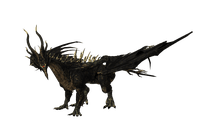 Character: Black Dragon Kalameet