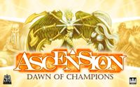 Board Game: Ascension: Dawn of Champions