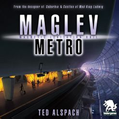 Maglev Metro Cover Artwork