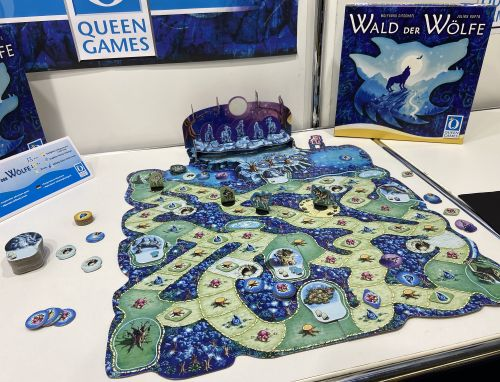 Board Game: Lupos