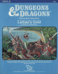 RPG Item: XSOLO: Lathan's Gold