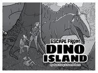 RPG: Escape from Dino Island