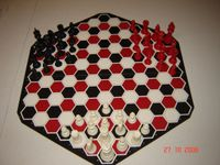 Board Game: Hexchess