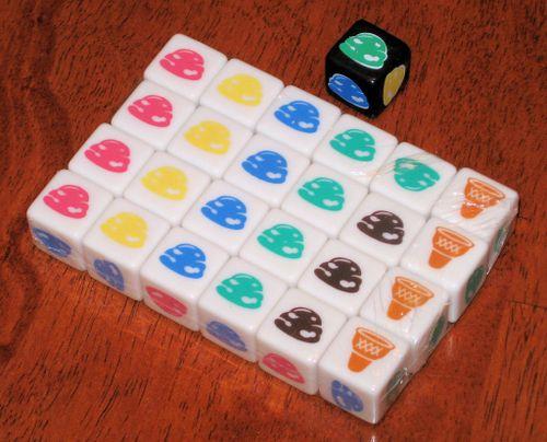 Board Game: Scoop