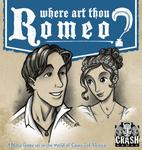 Board Game: Where Art Thou Romeo?