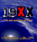 Video Game: 19XX: The War Against Destiny