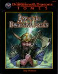 RPG Item: Axe of the Dwarvish Lords