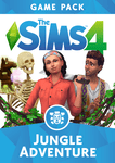 Video Game: The Sims 4 - Jungle Adventure