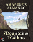 RPG Item: Amarune's Almanac 7: Mountains of the Realms