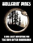 RPG Item: Hollerin' Pines (Fate Core)