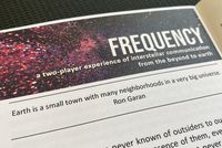 RPG: Frequency