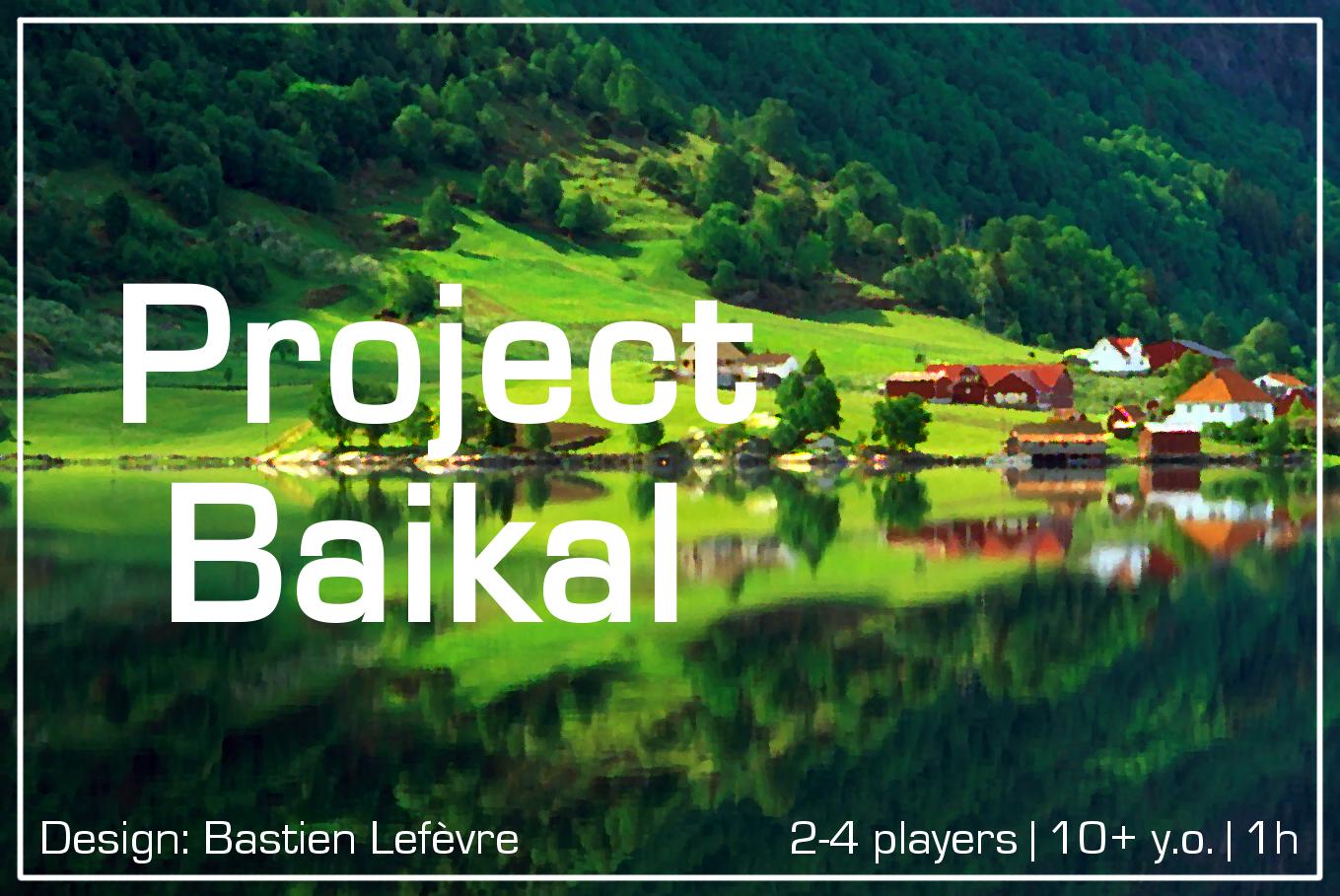 Project Baikal