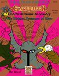 RPG Item: Gaz F04: The Hidden Treasure of Ghyr