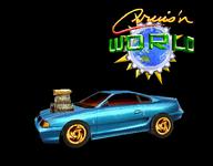 Video Game: Cruis'n World