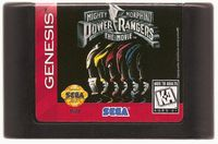 Video Game: Mighty Morphin Power Rangers: The Movie