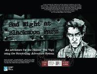 RPG Item: Bad Night at Blackmoon Farm