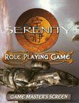 RPG Item: Serenity Game Master's Screen