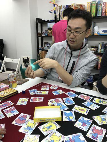 Board Game: Korocchi!